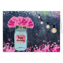 Hope Your Birthday Sparkles! (Card) Card
