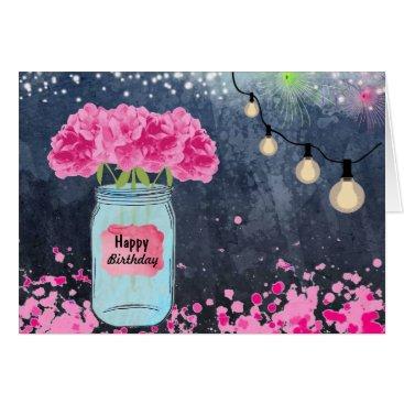 siberianmom Hope Your Birthday Sparkles! (Card) Card