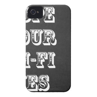 Hope Your Wi-Fi Dies iPhone 4 Case