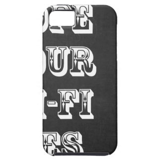 Hope Your Wi-Fi Dies iPhone SE/5/5s Case