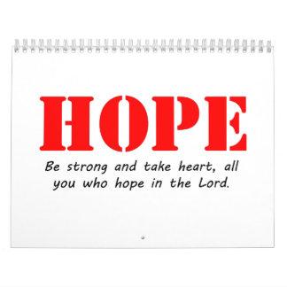 Hope Calendar