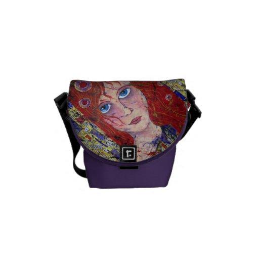 HOPEFUL MAIDEN messenger bag