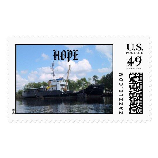 hopejpeg, HOPE Postage