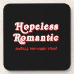 Hopeless Romantic Coaster