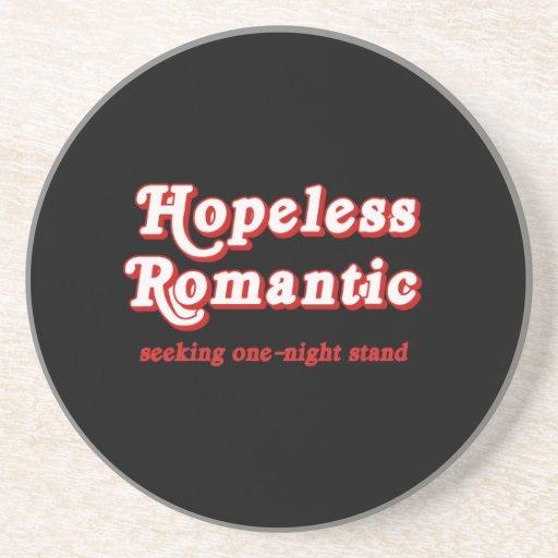 Hopeless Romantic Coasters