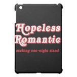 HOPELESS ROMANTIC iPad MINI CASE
