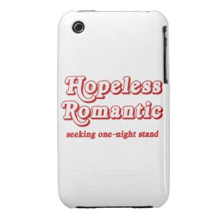 Hopeless Romantic iPhone 3 Case