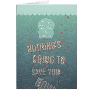Hopeless Stationery Note Card