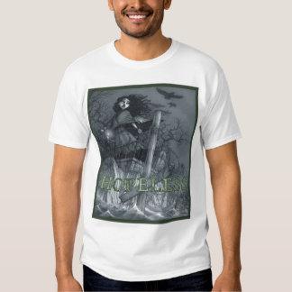 """Hopeless"" Young Salamandra T Shirt"