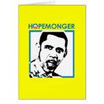 Hopemonger Felicitación