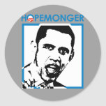 Hopemonger Pegatinas Redondas