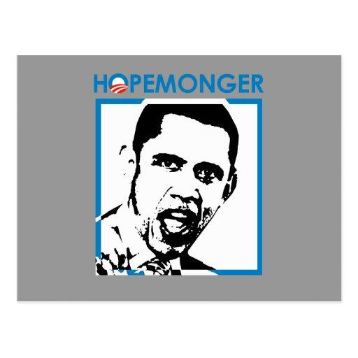 Hopemonger Postcard