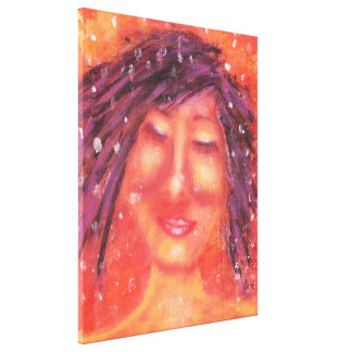 Hopes And Dreams Art By Victoria Lynn Hall Gallery Wrap Canvas