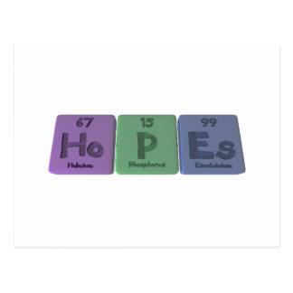 Hopes-Ho-P-Es-Holmium-Phosphorus-Einsteinium.png Postal