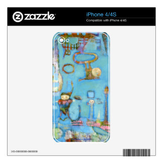 Hopes IPhone Skin Decal For iPhone 4S
