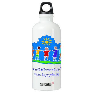 Hopewell Elementary PTA Aluminum SIGG Traveler 0.6L Water Bottle