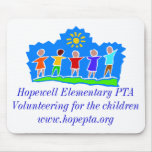 Hopewell Elementary PTA Mouse Pad