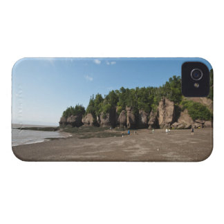 Hopewell Rocks and The Ocean Tidal Exploration iPhone 4 Covers