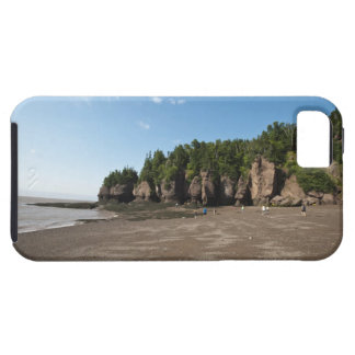 Hopewell Rocks and The Ocean Tidal Exploration iPhone SE/5/5s Case