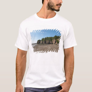 Hopewell Rocks and The Ocean Tidal Exploration T-Shirt