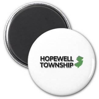 Hopewell Township, New Jersey Magnet