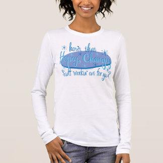 HOPEY-CHANGEY.2eps Long Sleeve T-Shirt