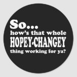 Hopey-Changey Thing Stickers