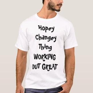 Hopey Changey Thing T-Shirt
