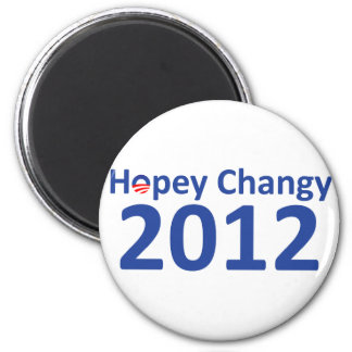 Hopey Changy 2012 Magnet