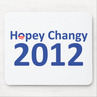 Hopey Changy 2012 Mouse Pad