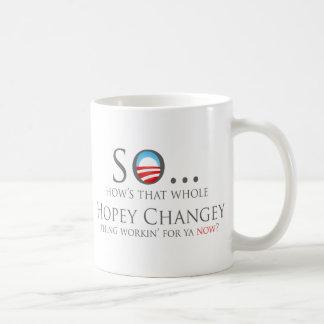 HopeyChangey2 Coffee Mug