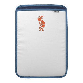 Hopi Flute Player - Southwest Indian Design MacBook Sleeve