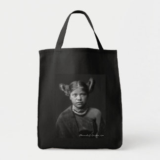 Hopi Girl Tote Bag