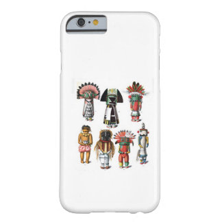 Hopi Kachinas, 1894 Barely There iPhone 6 Case