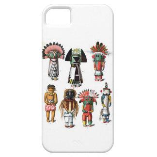 Hopi Kachinas, 1894 iPhone 5 Covers