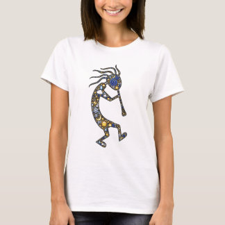 Hopi Kokopelli Fertility Trickster Deity Weather T-Shirt