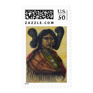 Hopi Maiden Postage