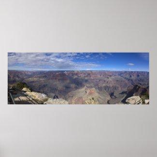 Hopi Point Panorama Print