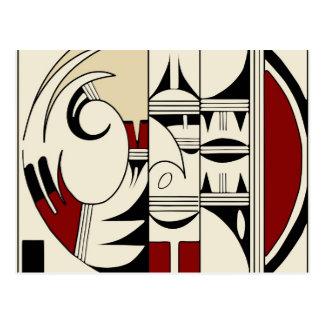 Hopi Pottery 01 Postcard