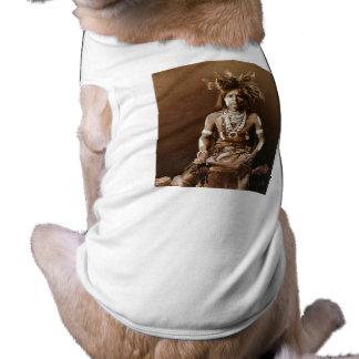 Hopi Snake Priest ca. 1900 Shirt