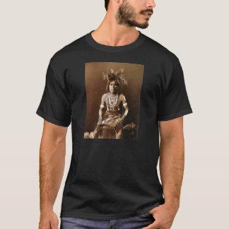 Hopi Snake Priest ca. 1900 T-Shirt