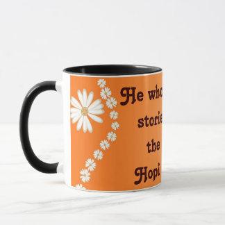Hopi support mug