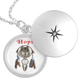 hopiindians locket necklace