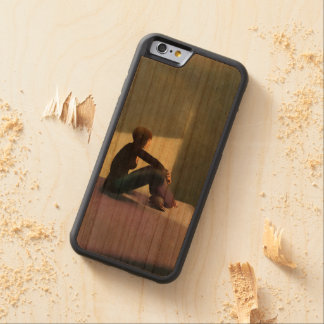 Hoping Carved Cherry iPhone 6 Bumper Case