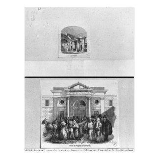 Hopital de la Charite Postcard