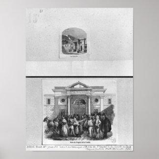 Hopital de la Charite Poster