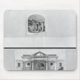 Hopital de la Charite Tapetes De Ratón