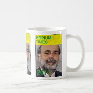 Hopium Times - 2011 Coffee Mug
