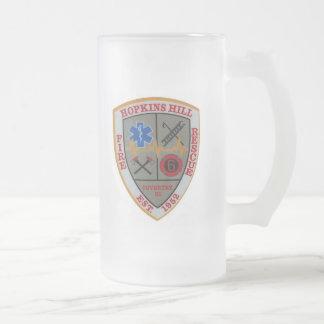 Hopkins Hill Fire District Local 4824 Beer Mug