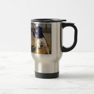 Hopkins Lacrosse 1902 - Bristow Adams Travel Mug
